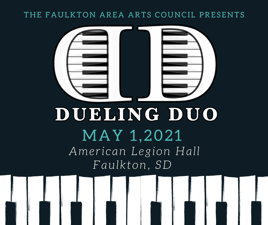 Dueling Duo is coming to Faulkton May 1 Photo - Click Here to See