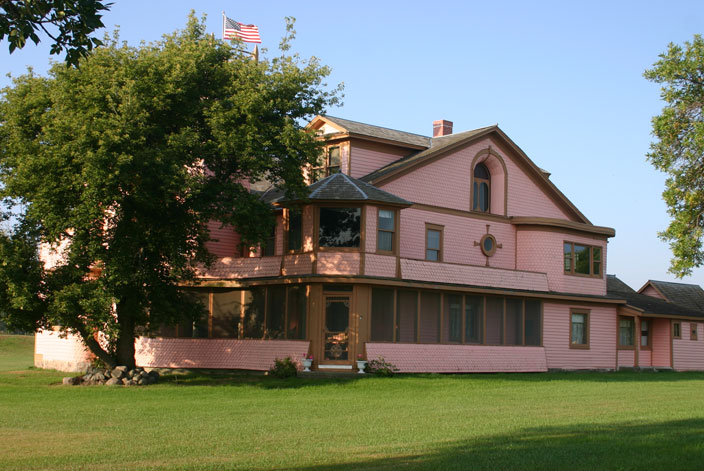 picklet mansion in faulkton, sd